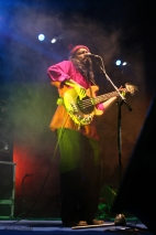 Lead Guitar in Yellow