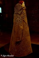 A Glittered Dress from the Heavenly Bodies exhibition at the Cloisters